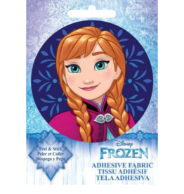 Anna - Adhesive Fabric Patch