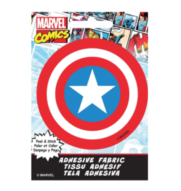 Captain America - Adhesive Fabric Patch