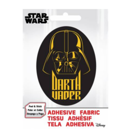 Darth Vader - Adhesive Fabric Patch