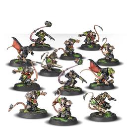 Games Workshop Blood Bowl Team (The Skavenblight Scramblers)