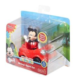 Mickey's Sports Car