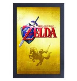 Zelda (Gold) Canvas Art