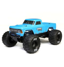 Amp Crush 2WD Monster Truck RTR (Blue)
