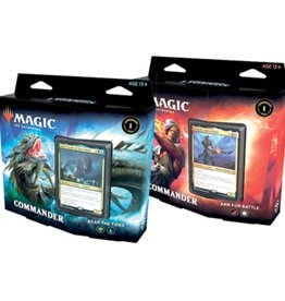 Wizards of the Coast Commander Deck - Commander Legends (Set of 2)