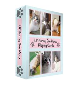 Lil Bunny Sue Roux Cards - Collectors Edition
