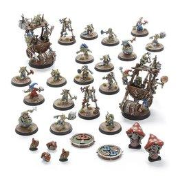 Games Workshop Blood Bowl (Crud Creek Nosepickers)