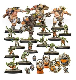 Games Workshop Blood Bowl (Fire Mountain Gut Busters)