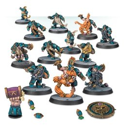Games Workshop Blood Bowl (The Dwarf Giants)