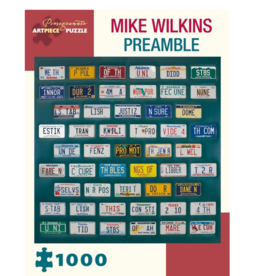 Pomegranate Mike Wilkins: Preamble (1000pc)