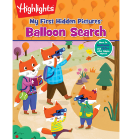 My First Hidden Pictures (Balloon Search)