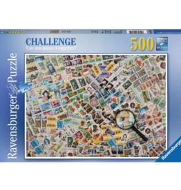 Ravensburger Stamps Challenge (500pc)