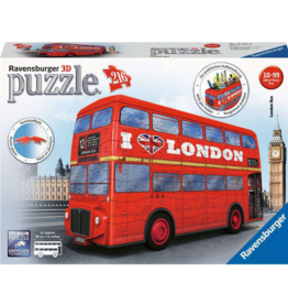Ravensburger London Bus 3D (216pc)