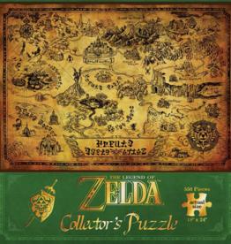 Legend of Zelda Collector's Puzzle (550pc)