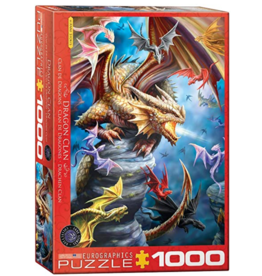 Eurographics Dragon Clan (1000pc)