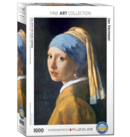 Eurographics Girl with the Pearl Earring (1000pc)