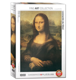 Eurographics Mona Lisa (1000pc)