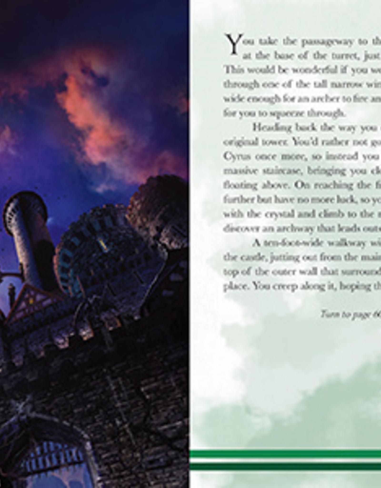 Dungeons & Dragons - Escape from Castle Ravenloft - An Endless Quest Book