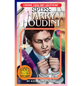 Spies: Harry Houdini