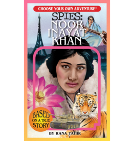 Spies: Noor Inayat Khan