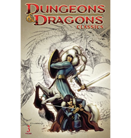 Wizards of the Coast Dungeons & Dragons Classics - Volume 3