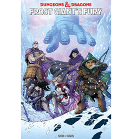 Wizards of the Coast Dungeons & Dragons - Frost Giant's Fury