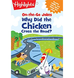 On-the-Go Jokes (Why Did the Chicken Cross the Road?)