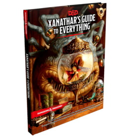 Wizards of the Coast Xanathar's Guide to Everything (Sourcebook)