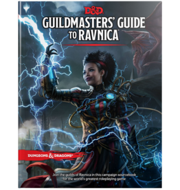 Wizards of the Coast Guildmaster' Guide to Ravnica (Sourcebook)