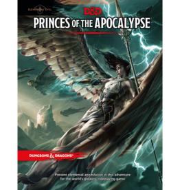 Wizards of the Coast Princes of the Apocalypse (Adventure Module)
