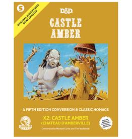 Original Adventures Reincarnated #5: Castle Amber (Adventure Module)