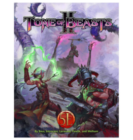 Tome of Beasts II (Sourcebook)