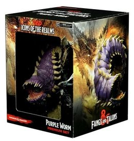 WizKids Icons of the Realms (Purple Worm Premium Set)