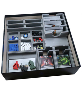 Folded Space Box Insert (Clank! In! Space! & Exp)