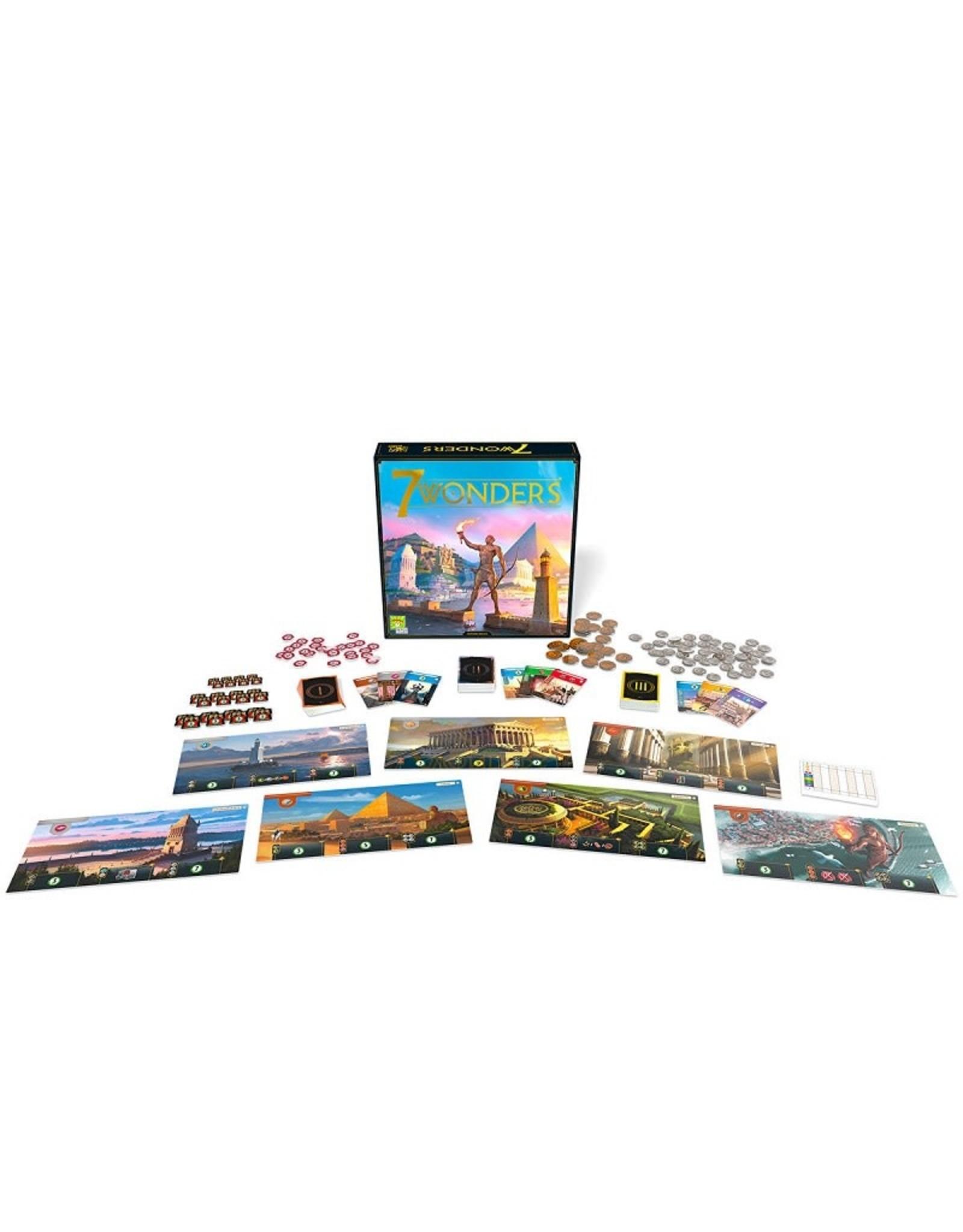 7 Wonders (2nd Edition)