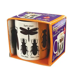 Color Changing Entomology Mug