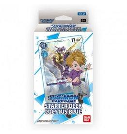 Bandai Japan Digimon Card Game Starter Deck - Cocytus Blue