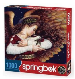 Springbok Angel & Dove (1000pc)