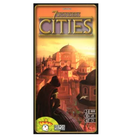 7 Wonders (Cities, 2nd Edition)