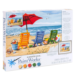 Paint Works Beach Chair Trio (Expert)