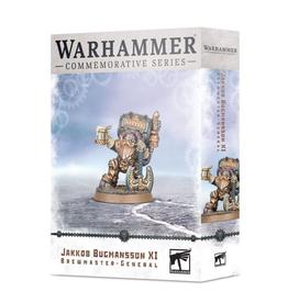Games Workshop Jakkob Bugmansson XI: Brewmaster-General
