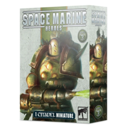 Games Workshop Space Marine Heroes (Series 3)