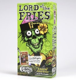 Cheapass Games Lord of the Fries (4th Edition)