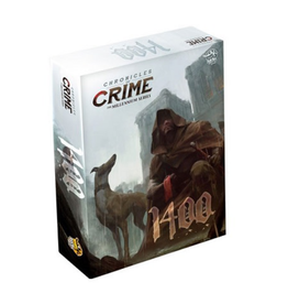 Lucky Duck Games Chronicles of Crime (1400)