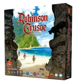 Portal Games Robinson Crusoe - 2nd Edition
