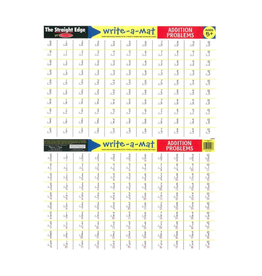 Melissa & Doug Learning Mat - Addition Problems