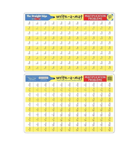 Melissa & Doug Learning Mat - Multiplication Problems