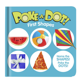 Melissa & Doug Poke-A-Dot! - First Shapes