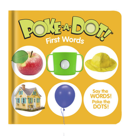 Melissa & Doug Poke-A-Dot! - First Words