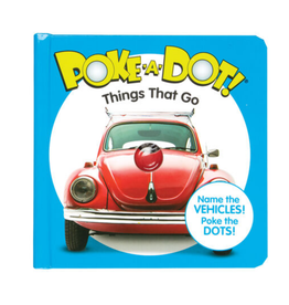 Melissa & Doug Poke-A-Dot! - Things that Go