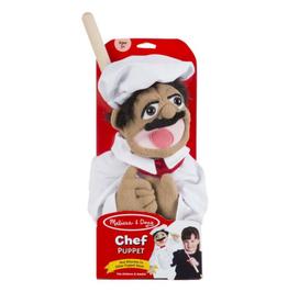 Melissa & Doug Realistic Chef Puppet